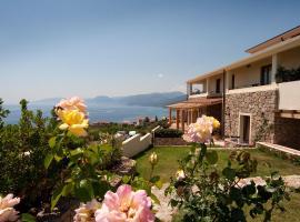 Hotel Villa Gustui Maris, hotel in Cala Gonone