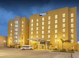 City Express Tampico Altamira, hotel con piscina en Tampico