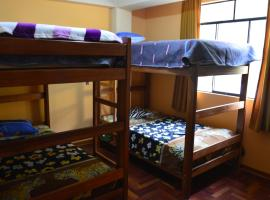 Sleep And Summit, guest house in Huaraz
