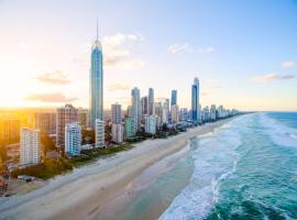 The Premiere Apartments, hotel near SkyPoint Observation Deck, Gold Coast