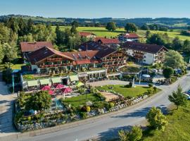 Parkhotel am Soier See, hotel near Pilgrimage Church of Wies, Bad Bayersoien
