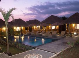 Lembongan Mantra Huts, hotel near Tamarind Beach, Nusa Lembongan