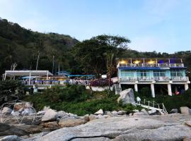 Naiharn On The Rock Resort Phuket, hotel in Nai Harn Beach