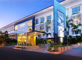 Eastparc Hotel Yogyakarta, отель в Джокьякарте
