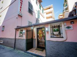 Hotel San Desiderio, отель в Рапалло