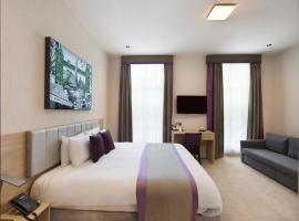 OYO Townhouse 30 Sussex Hotel, hotel en Paddington, Londres