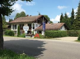 Hotel Schwansee, Hotel in Schwangau