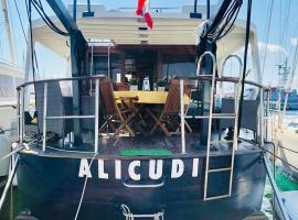 Boat & Breakfast Alicudi, hotel ad Alghero
