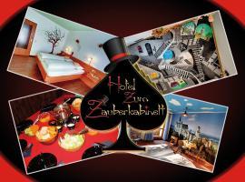 Hotel zum Zauberkabinett, hotel near Glentleiten Open Air Museum, Bad Heilbrunn