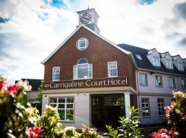 Carrigaline Court Hotel & Leisure Centre, hotel near University College Cork, Carrigaline