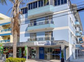 Marazul Apart Hotel, serviced apartment in Florianópolis