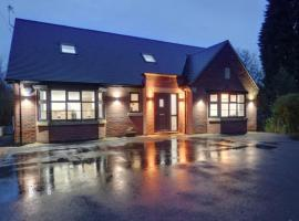HIDDEN GEM Luxury house in Leicester, hotel near Leicester General Hospital, Leicester