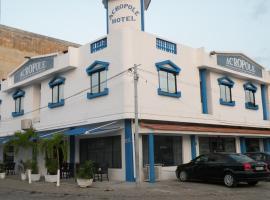 Acropole Hôtel, hotel in Cotonou