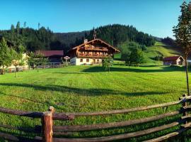 Steinbachgut, Budget-Hotel in Flachau