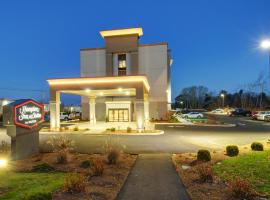 Hampton Inn & Suites Boston/Stoughton, Ma, hotel in Stoughton