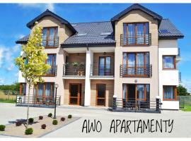 AWO Apartamenty – hotel w Łebie