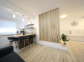 SeNs Apartments, apartamento en Zadar