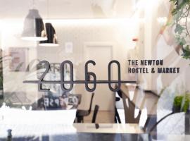 2060 The Newton Hostel, hotel económico en Madrid