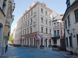Hotel Justus, viešbutis Rygoje