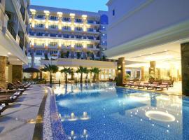 LK Miracle Suite, hotel near Bali Hai Pier, Pattaya South