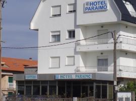 Hotel Paraimo, hotel in A Lanzada