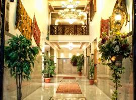Jardaneh Hotel, ξενοδοχείο στην Άκαμπα