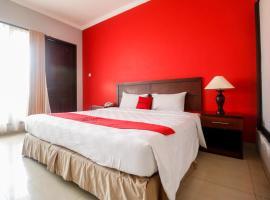 RedDoorz Premium @ Bukit Damai Indah, hotel near Sultan Aji Muhammad Sulaiman International Airport - BPN,