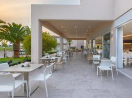 Hotel Esperia, beach hotel in Marmari