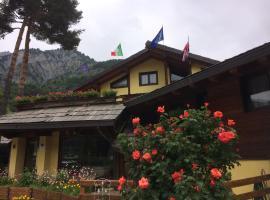 Hotel Cà Fiore, hotel in Bardonecchia