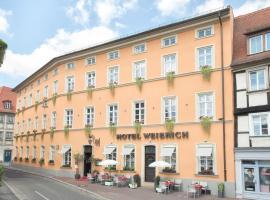 Hotel Weierich, hotel in Bamberg