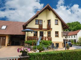 Ferienappartement Balik, apartment in Bad Staffelstein