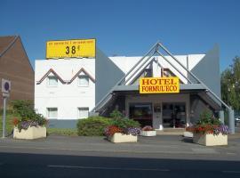 Formul'Eco, hotel near Fort de Leveau, Louvroil