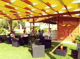 Victoria Resort, hotell i Ascea