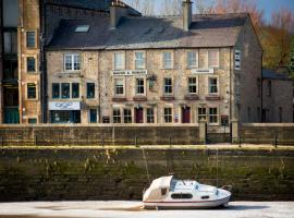 Wagon & Horses, hotel near Lancaster Castle, Lancaster