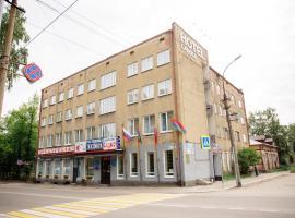 Hotel Ladoga, отель в Сортавале