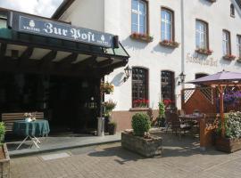 Gasthof zur Post, hôtel à Cobbenrode