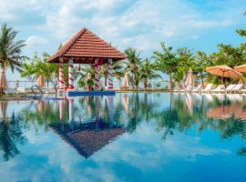 Le Pondy, beach hotel in Pondicherry
