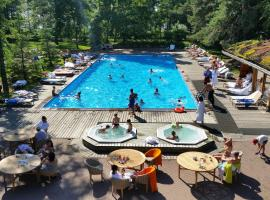 Skandinavia Country Club and SPA, resort in Sestroretsk