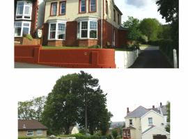 Ty Castell Guest House, hotel near Caerphilly Castle, Caerphilly