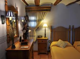 Hotel la Casa del Abuelo, hotel in Albarracín