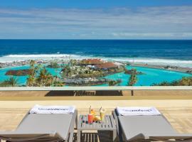 H10 Tenerife Playa, hotel v Puearto de la Cruzu