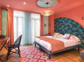 Villa Bougainville by Happyculture, hotel in Nice