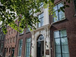 Stadsvilla Mout Rotterdam-Schiedam, hotel near Wereldmuseum, Schiedam