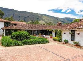 Casa San Nicolas, hotel in Villa de Leyva