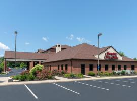 Hampton Inn & Suites Cleveland-Airport/Middleburg Heights, hotel near Cleveland Hopkins International Airport - CLE, Middleburg Heights