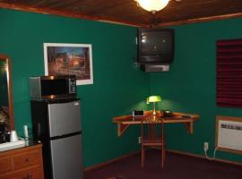 Comfort Zone Inn, hotel en Rothsay