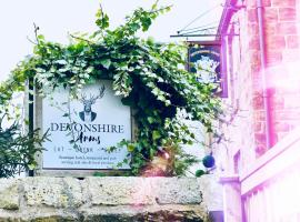 The Devonshire Arms, hotel in Eckington