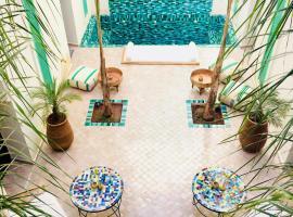 Riad Alia, hotel in Marrakesh