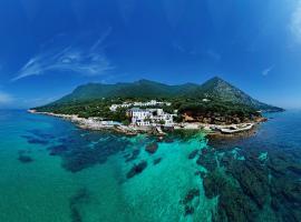 Hotel Punta Rossa, hotel in San Felice Circeo