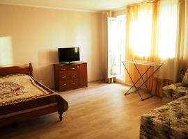 Apartments on Dobrolubova №2, hotel in Pushkino